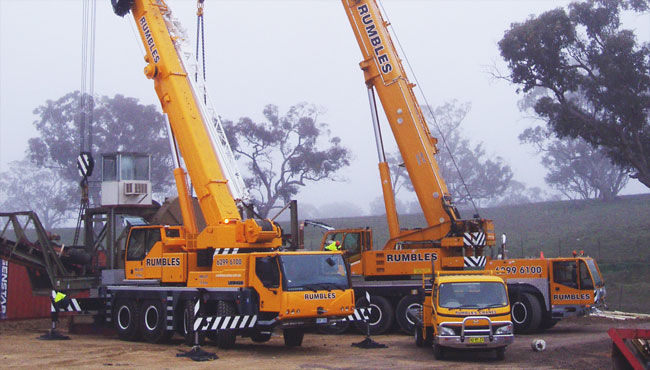 ACT crane